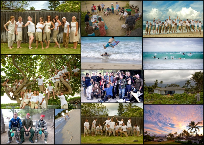 Kailua Beach House Fun
