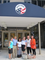 Peace Corps HQ: Blog It Home