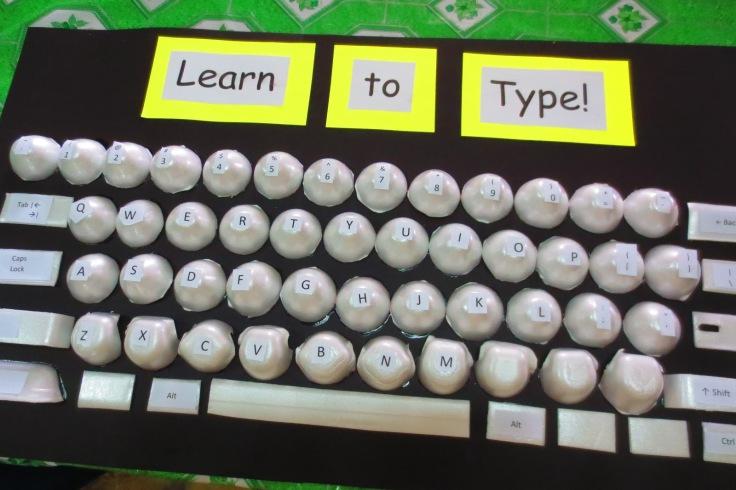 egg carton keyboard- kate
