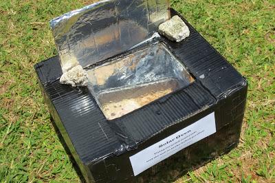 solar oven- kate