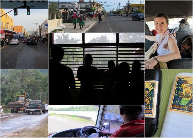 JA bus town story