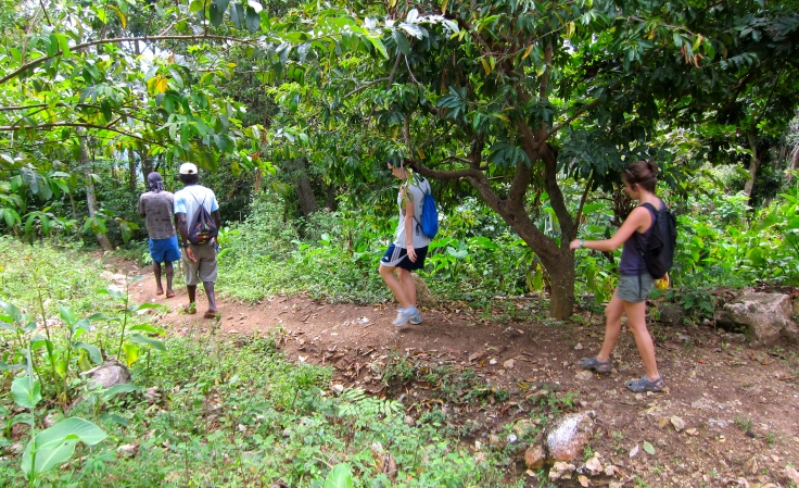 Finally checked off the bucket list: hiking through farms in the hills of Westmoreland