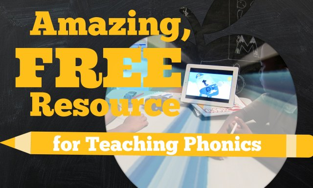Amazing Free Resource for Teaching Phonics | Best Youtube Phonics Videos