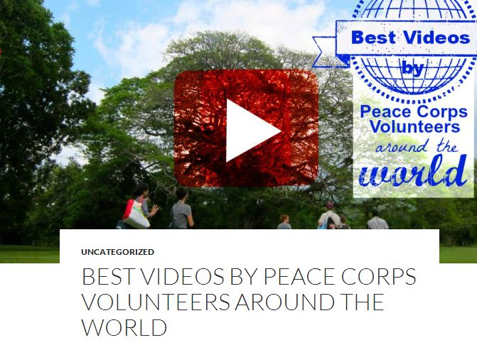 Best-Peace-Corps-Videos