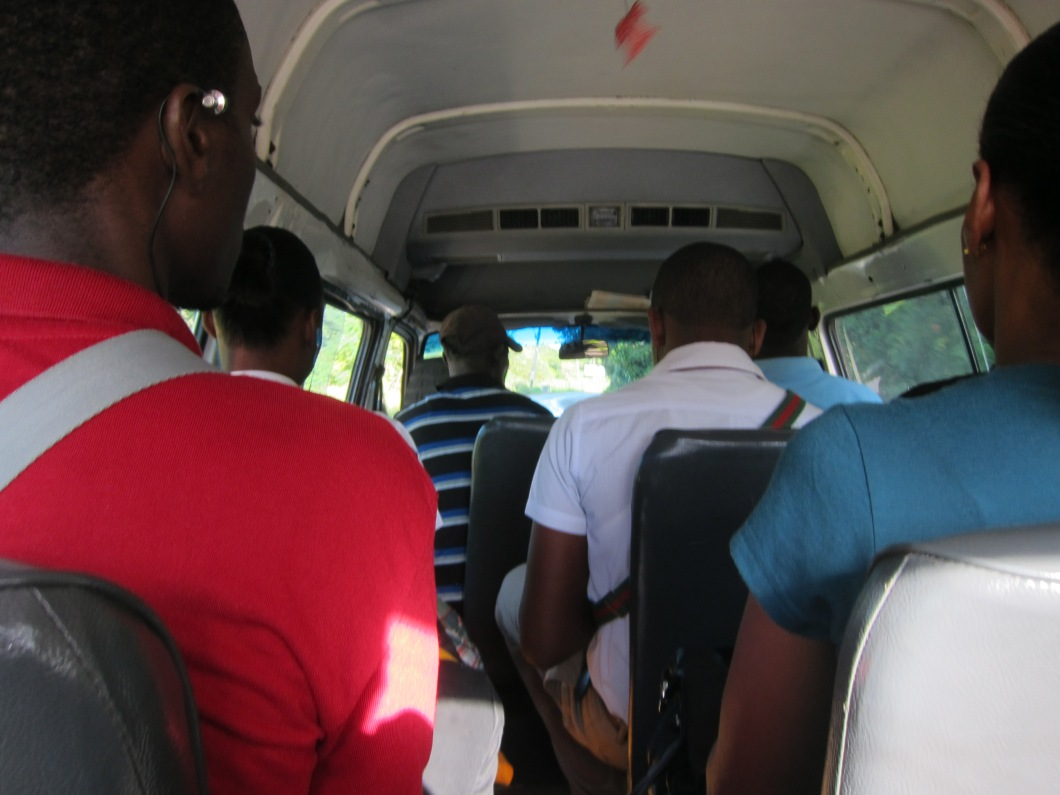jamaican bus