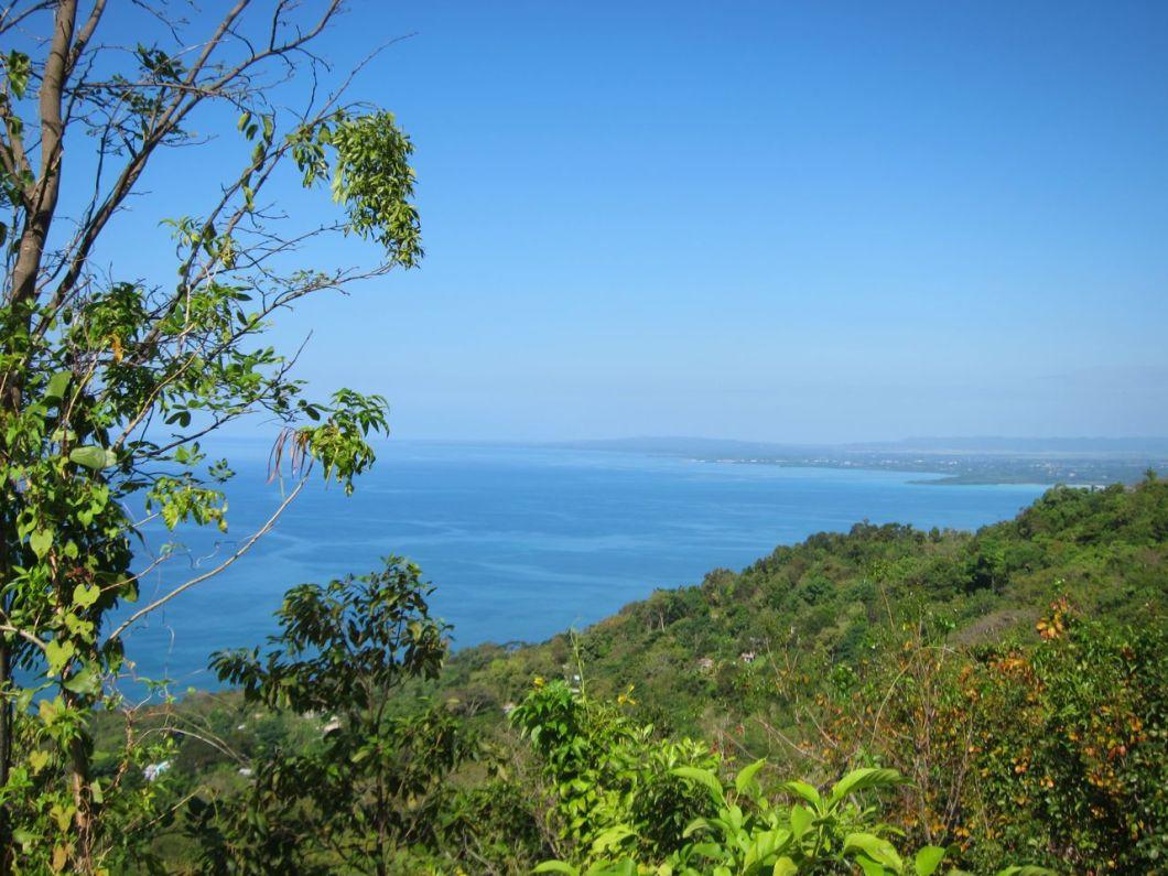 jamaica blue sky