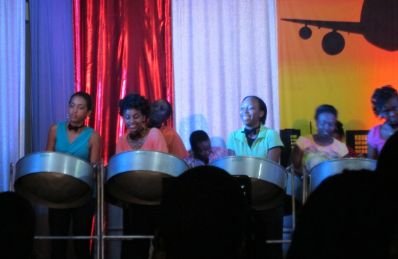 Hampton steel pan
