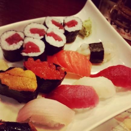 Aki-No-No Sushi - My Favorite