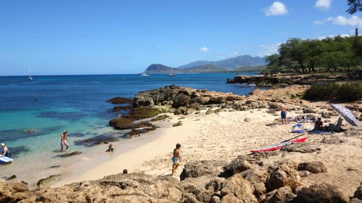 Secret Beach Koolina