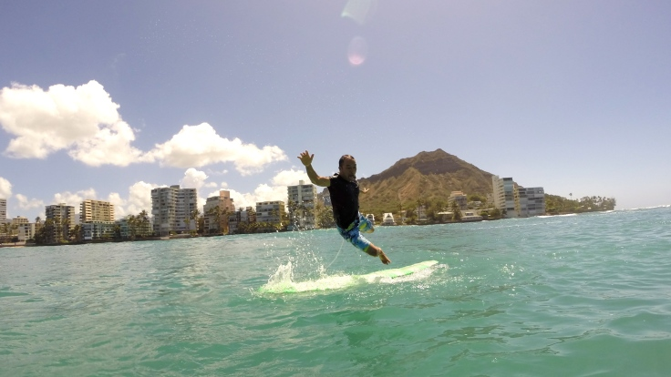 Jumping Jedd Honolulu