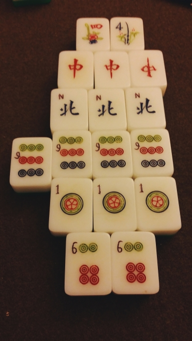 My best Mahjong hand EVER!!!