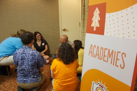 WDS Academies - Smaller Sessions