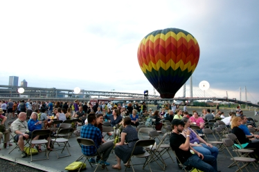 Closing Party with Hot Air Balloon Ride