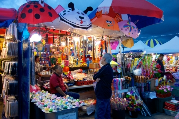 Vancouver Night Market Vendor