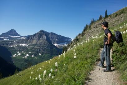 Highline Trail Glacier