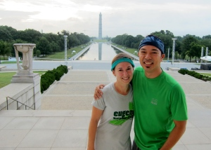 Running DC