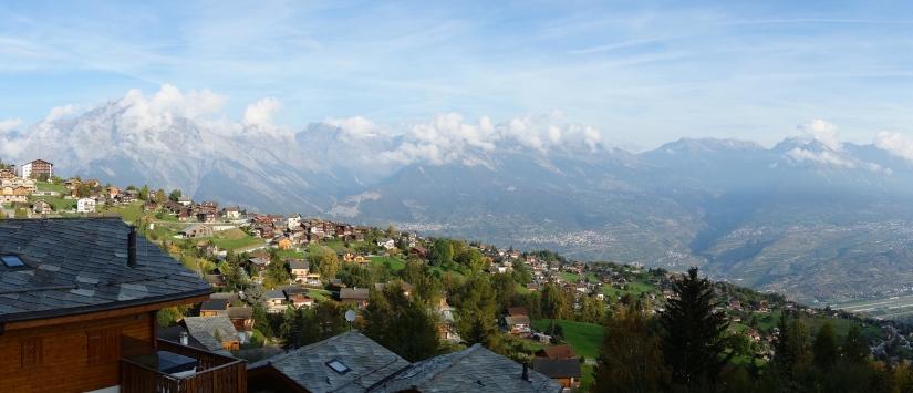 Basse-Nendaz-Switzerland