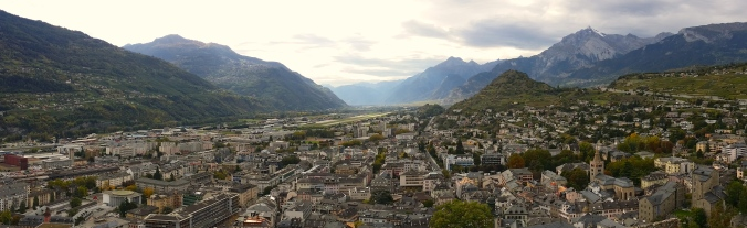 Sion-Chateau-Vallere-Switzerland