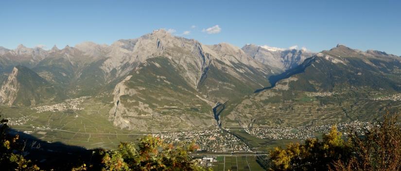 Sion-Mountains-Switzerland