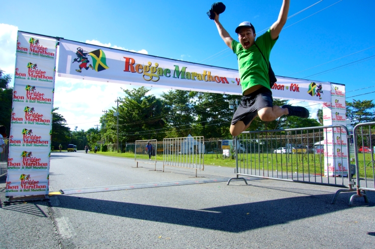 Jumping Jedd Reggae Marathon