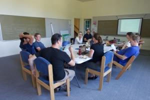 WFA Planning Team Retreat
